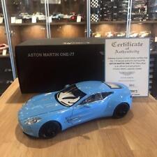AUTOART 1/18 ASTON MARTIN ONE-77 (TIFFANY BLUE) 70240