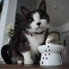 Necoichi - Raised Cat Food Bowl