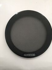 "Kenwood 6 1/2"" Speaker Grill 6.5"" B06-2109 Black"