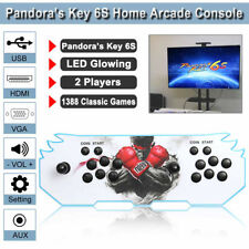 1388 IN 1 RETRO PANDORA'S BOX 6S ARCADE CONSOLE GUEGOS 2 PLAYER STICK VIDEO GAME