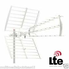 ANTENNA DIGITALE TERRESTRE ZTL-233 DTT TRIPLA UHF 43 elementi LTE FREE
