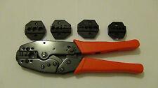 Crimper Tool Kit LMR-400 300 240 195 100 ATT 734 735 DS3/4 RG 179 178 Coax Cable