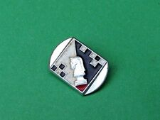 Chess Master USSR Soviet Russian Pin Badge.