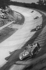 New listing Mercedes W196 - F1 & Fangio & Stirling Moss – Formula One Italian GP Monza 1955
