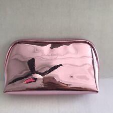 Salvatore Ferragamo Amo Ferragamo cosmetic pouch pink New travel