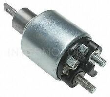 Standard Motor Products SS402 New Solenoid
