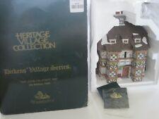 Department 56 Dickens Village Sir John Falstaff Gad's Hill 4th Ed. 1995
