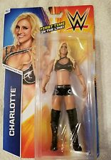 WWE CHARLOTTE #67 super Star  First Time In The Line! Action Figures