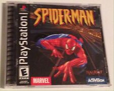 PlayStation Marvel Spider-Man complete and works great Good Condition Activision