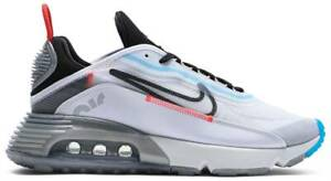 Nike Air Max 2090 'Pure Platinum' Men's Running Shoes CT7695-100 BRAND NEW!
