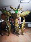 Customized Armor for Diablo Seven Demon of Hell Lies Demon Lord Belial Halloween