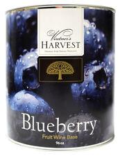 Blueberry (Vintner's Harvest Fruit Bases), 96oz Can for Home Wine Making