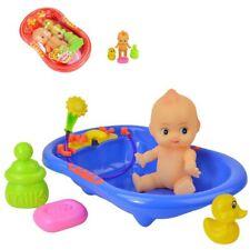 Bébé Poupée prétendre bain Jouet douche Accessoire set Enfant Rôle Jouer Jouets