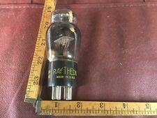 1 Raytheon Type 42 Vacuum Tube Filament Continuity Tested