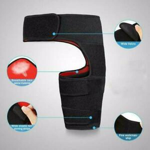 Groin Support Hip Brace Compression Groin Wrap Breathable For Thigh string NEW