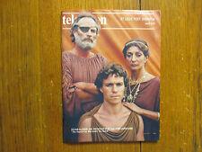 1981 St. Louis Post-Dispatch TV Mag(JANE LAPOTAIRE/JULIAN  GLOVER/NICHOLAS  CLAY