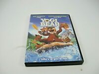 YOGI BEAR DVD (GENTLY PREOWNED)