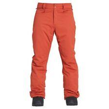 Billabong Mens Outsider Snow Pants Magma L New