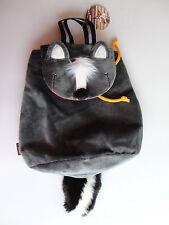 Nici Tasche Rücksack Kindergartentasche Waschbär Dax ca. 25 cm. aus Plüsch