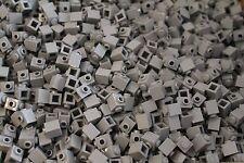 500 x LEGO® Brick stud / Steine 1x1 mit Noppe (87087 ) in Neu Hellgrau / LBG NEU