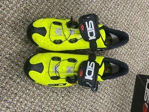 Sidi Drako Mountain Shoes 42.5 Yellow / Black