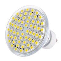 5x(GU10 60 SMD LED Strahler Spot Lampe Birne Warmweiss 230V GY
