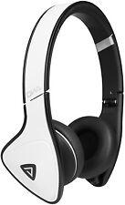 Monster DNA On Ear White & Black Wired Headphone
