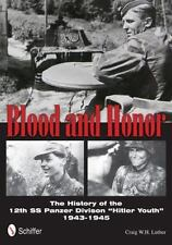 "Book - Blood and Honor: History of the 12th SS Panzer Division ""Hitler Youth"""