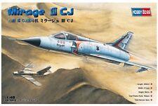 Hobby Boss Mirage III CJ Jet Fighter Airplane Model Building Kit #80316 Freeship