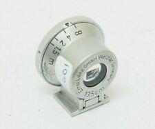 Leica SHOOC 12030 13.5CM Bright Line Finder. Stock no u10011