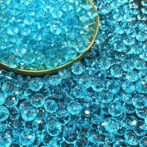 beads for jewelry making finding décor spacer free shipping auction blue color
