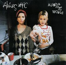 ALISHA'S ATTIC : ALISHA RULES THE WORLD / CD - TOP-ZUSTAND