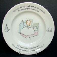 Unboxed Side Plate Peter Rabbit Wedgwood Porcelain & China