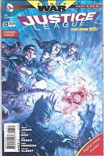 Trinity War Justice League The New 52 Part 6 of 6 October 2013 DC Comics