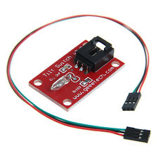 New Geeetech Mercury Switch Module Tilt Sensor Shield for Arduino + Free cable
