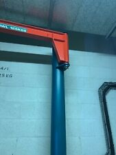 More details for crane jib, swing arm, manual lifting.
