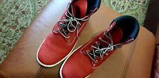 Timberland Mens Premium Waterproof Earthkeepers 2.0 Cupsole 6669R Red Size 11.5M