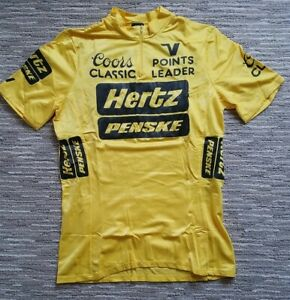 1988 Coors Classic Points Leader Race Jersey 7-Eleven Cycling - Davis Phinney