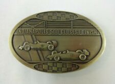 2017 Indianapolis 500 1992 Closest Finish Belt Buckle Limited Edition 500 of 500