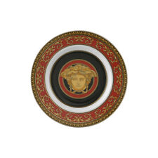 """VERSACE BY ROSENTHAL, GERMANY  """"MEDUSA"""" BREAD AND BUTTER  PLATE, 7 INCH"""