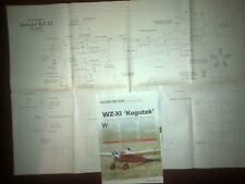 Samolot WZ-XI PLAN y escribir para la energía eléctrica y Rastrillo RC por P