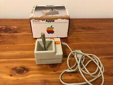 Vintage Original Apple IIc IIe Joystick A2M2002. Working