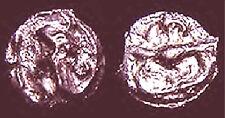 Celtic Potin Unit - The Leuci tribe (Gaul/French Celtic) - 60-45 Bc