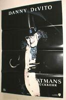 A1 FILMPLAKAT,BATMANS RUCKKEHR,Danny De Vito, Michelle Pfeiffer,Michael Keaton-1