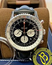 Breitling Navitimer 01 AB012721 46mm Watch Black Dial 2019 With Papers UNWORN