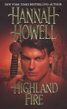 Highland Fire-ExLibrary