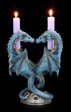 Chandelier dragons cœur - Dragon heart par Anne Stokes - Figurine gothique