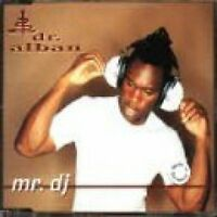 Dr. Alban Mr. DJ (1997) [Maxi-CD]