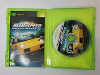 Need for Speed: Hot Pursuit 2 - Platinum Hits (Microsoft Xbox, 2003) w/ Manual
