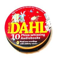 Roald Dahl Audio Book Set Of 10 Stories